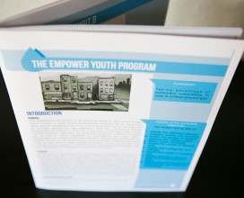 The Facilitator's Guide for the Empower Youth Program