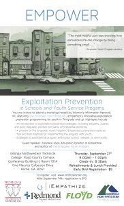 Empower Event Flier - 21 September 2017